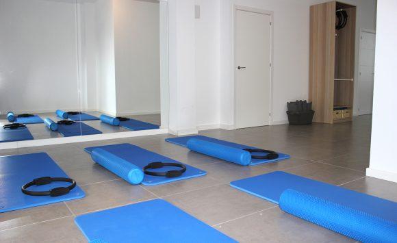 Pilates suelo/matwork
