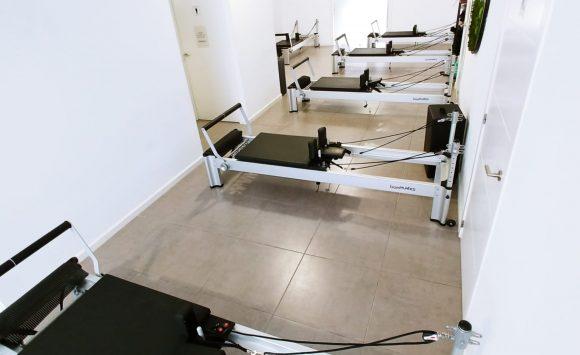 Pilates studio/máquinas